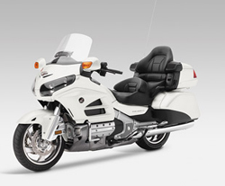 Honda Goldwing GL1800 Pearl Glare White Bike Price