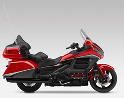 Honda Goldwing GL1800 Dual Tone Candy Bike Price