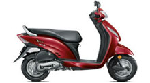 Honda Activa i Scooty Price in India
