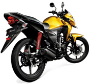 Honda CB Twister Bike Price
