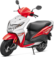 Honda Dio Scooty Price