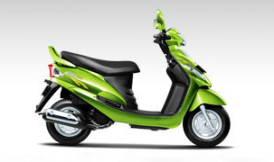 Mahindra Rodeo RZ ScootyPrice in India