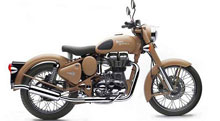 Royal Enfield Classic Desert Storm Bike Price - Motor Cycle