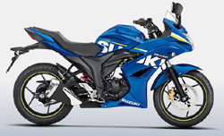 Suzuki Gixxer SF Bike Price