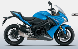Suzuki GSX S1000F Bike Price in India