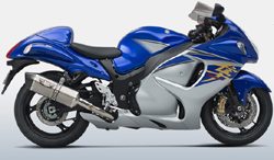 Suzuki Hayabusa Z Bike Price in India