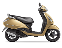 TVS Jupiter Scooty Price