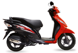 TVS Wego Scooty Price