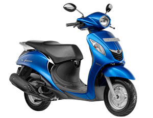 Yamaha Fascino Scooter Price