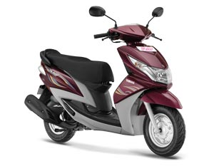 Yamaha Ray Scooter Price