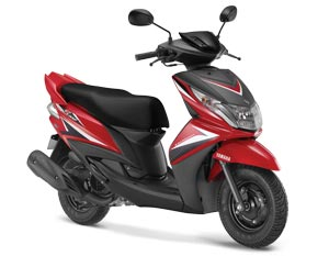 Yamaha Ray Z Scooter Price
