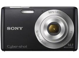 W620 14.1 Mega Pixel, 5x Optical Zoom Sony Cyber Shot ...