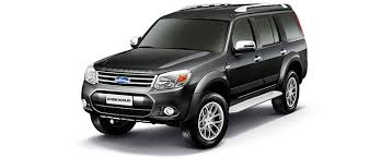 Ford Endeavour SUV Price. Diesel