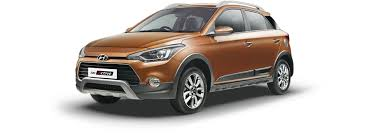 Hyundai i20 active Car Price