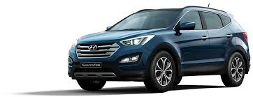 Hyundai Santa Fe Car Price