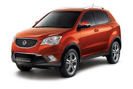 Mahindra Aktyon SUV Price in India
