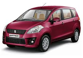 Maruti Suzuki Ertiga Car Price in India