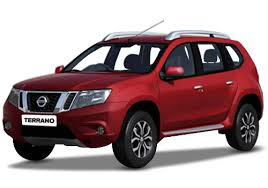 Nissan Terrano SUV Price in India. Diesel