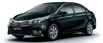 Toyota Corolla Altis Car Price