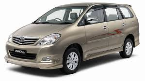 Toyota Innova Car Price